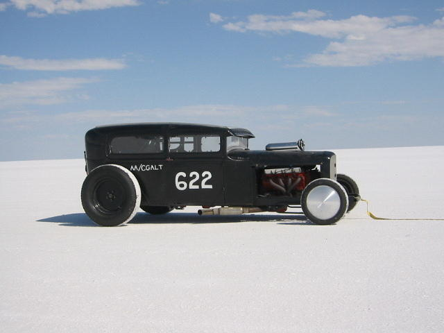 1930 Ford Model A Tudor, #CAD500