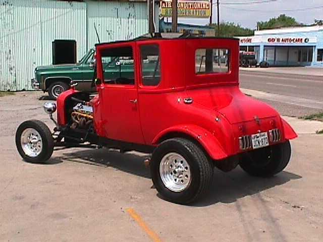 1926 Ford 2-Door Coupe