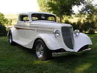 1934 Ford B, 3-Window Coupe
