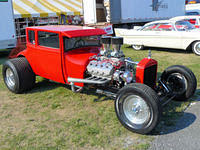 1927 Ford Model T, Hemi, Limefire