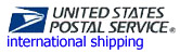 USPS International Shipping is Available