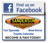 Sanderson Headers is on Facebook, Become Our Fan
