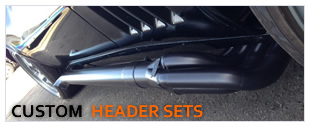 Sanderson Custom Headers